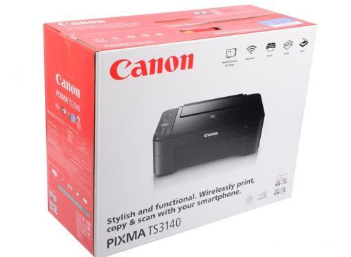 МФУ Canon PIXMA TS3140 black
