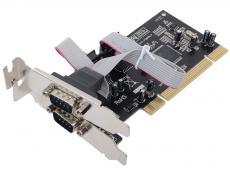 Контроллер Orient  XWT-PS050LP, PCI - 2xCOM, MCS9865, Low profile, оем