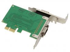 контроллер orient xwt-pe2slp (pci-e to com 2-port (wch ch382) low profile) oem
