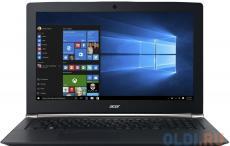 ноутбук acer aspire vn7-592g (nh.g6jer.007) i5-6300hq (2.3)/8gb/500gb/15.6