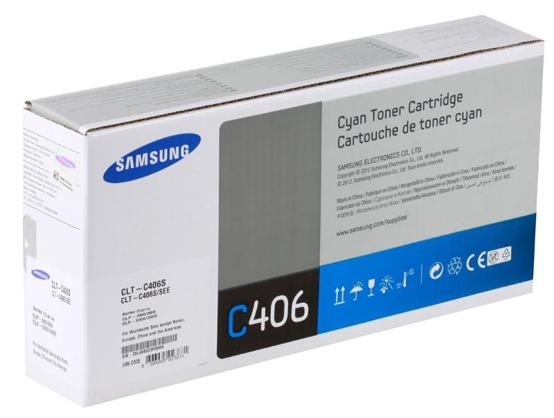 Картридж Samsung CLT-C406S  360\365\365w