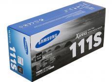 Картридж Samsung MLT-D111S для Xpress M2020/ M2022/ M2070. Чёрный. 1000 страниц.