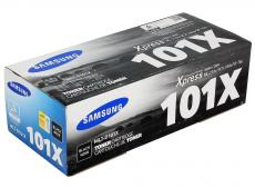 Картридж Samsung MLT-D101X для для устройств ML-2160/2165/2165W, SF-760P, SCX- 3400/3405/3405W/3400F/3405F/3405FW. Чёрный. 700 страниц.