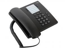 Телефон Gigaset DA100  Black (проводной)
