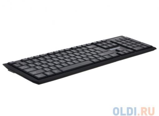 клавиатура defender проводная мм officemate sm-820 usb b(черн) 104+12 доп.ф-ций