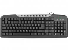Клавиатура DEFENDER HM-830 USB черный