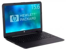 ноутбук hp 15-ac004ur <n2k27ea> pentium 3825u (1.9)/2gb/500gb/15.6