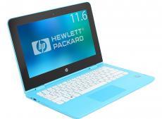 Ноутбук HP 11x360 11-ab008ur (1JL45EA) Celeron N3060(1.6)/4Gb/500Gb/11.6