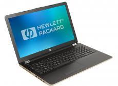 Ноутбук HP 15-bs085ur (1VH79EA) i7-7500U (2.7)/6Gb/1Tb+128Gb SSD/15.6