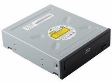 Оптический накопитель BD-W LG (HLDS) BH16NS40 Black (SATA, OEM)
