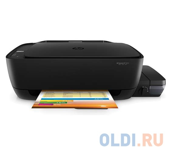 МФУ HP Deskjet GT 5820 (X3B09A) СНПЧ, принтер/ сканер/ копир, А4, USB, WiFi