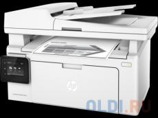 МФУ HP LaserJet Pro M132fw RU (G3Q65A) принтер/сканер/копир/факс, A4, ADF, 22 стр/мин, 256Мб, USB, LAN, WiFi