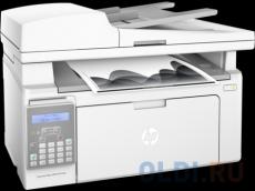 МФУ HP LaserJet Ultra M134fn (G3Q67A) принтер/сканер/копир/факс, A4, ADF, 22 стр/мин, 256Мб, USB, LAN (тонер на 6900стр)
