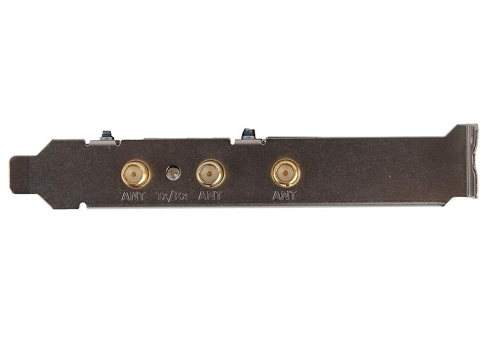 Беспроводная сетевая карта ASUS PCE-AC68 802.11ac Dual-band Wireless-AC1900 PCI-E Adapter