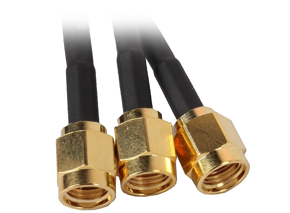 Беспроводной Wi-Fi адаптер ASUS PCE-AC68 802.11acbgn, 600/1300Mbps, 2.4/5GHz, PCI-E