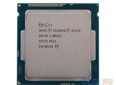 Процессор Intel Celeron G1840 OEM 2.80GHz, 2Mb, LGA1150