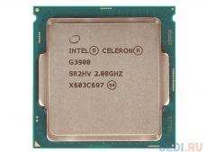 Процессор Intel Celeron Processor G3900 OEM (TPD 51W, 2/2, Skylake-S, 2.80 GHz, 2Mb, LGA1151)