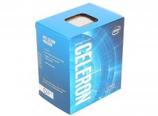 Процессор Intel Celeron G3930 BOX (TPD 51W, 2/2, Kaby Lake, 2.90 GHz, 2Mb, LGA1151)