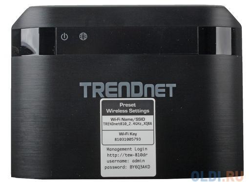Маршрутизатор Trendnet TEW-810DR