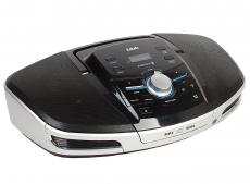 Аудиомагнитола BBK BX900BT черный