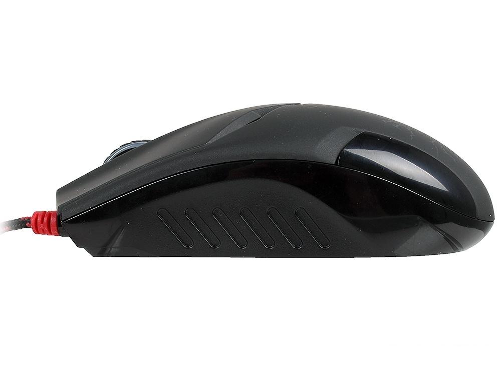 Клавиатура + мышь A4Tech Bloody Q1100 (Q100+S2) черный USB Gamer