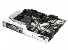 Материнская плата ASRock X370 Killer SLI (SAM4, AMD X370, 4*DDR4, 2*PCI-E16x, 4*PCI-E1x, SATAIII+RAID, M.2, GB Lan, USB3.1, ATX, Retail)
