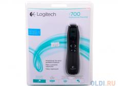 презентер (910-003507)  logitech professional presenter r700