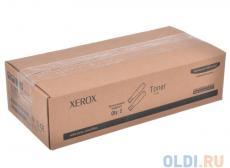 Картридж Xerox 106R01277 для WC 5016/5020, в 1 упаковке 2 тубы. Чёрный. 12600 страниц.