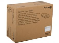 Картридж Xerox 106R02306 для Phaser 3320. Чёрный. 11000 страниц. Print-cartridge hi-cap for PH 3320