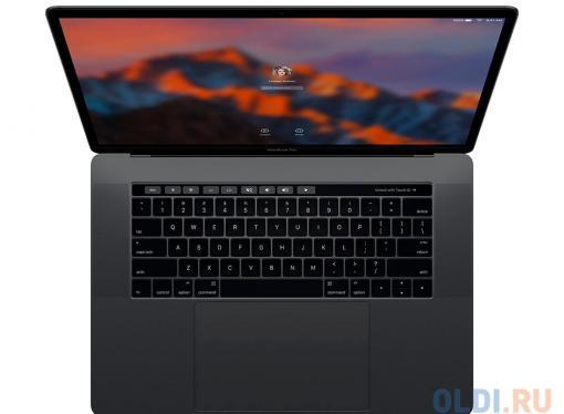 ноутбук apple macbook pro 15 (mlh42ru/a) i7-6820hq (2.7)/16gb/512gb ssd/15.4