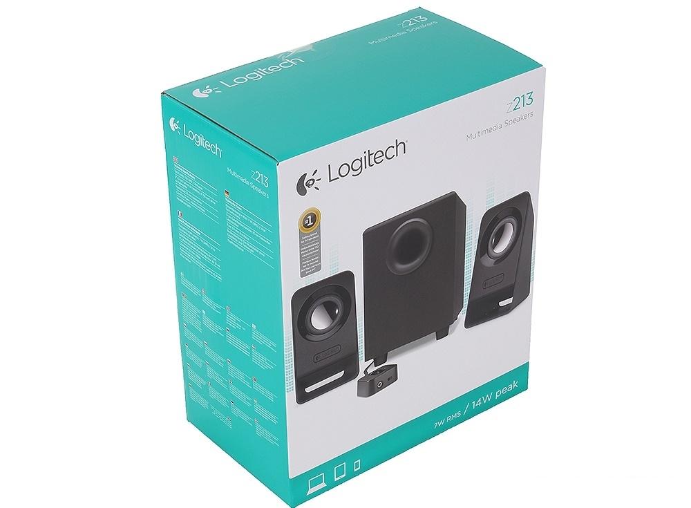 Колонки (980-000942) Logitech Z213 (2.1)