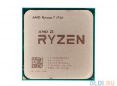Процессор AMD Ryzen 7 OEM 65W, 8/16, 3.7Gh, 20MB, AM4 (YD1700BBM88AE)