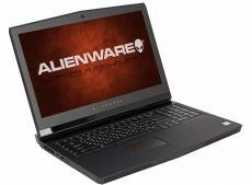 Ноутбук Dell Alienware 17 R4 (A17-8999) i7-7700HQ (2.8)/32GB/1TB+256GB SSD/17.3'' UHD 3840x2160 IPS AG/GTX 1070 8GB GDDR5/DVD нет/BT/Win10 Silver