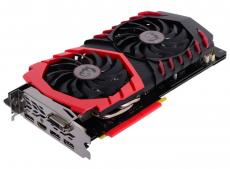 Видеокарта 3Gb (PCI-E) MSI GeForce GTX 1060 GAMING X 3G (GTX1060, GDDR5, 192bit, HDCP, DVI, HDMI, 3*DP, Retail)