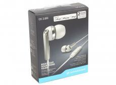 Гарнитура Sennheiser CX 2.00i white (поддержка iphone)