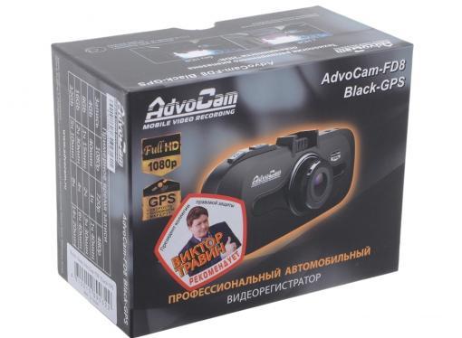 Видеорегистратор AdvoCam FD8 PROFI BLACK
