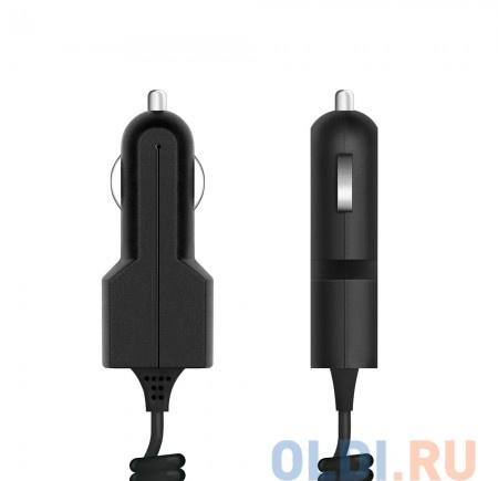 Автомобильное зарядное устройство Prime Line 2202 micro USB, 1A, черный
