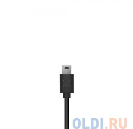 Автомобильное зарядное устройство Prime Line 2203 mini USB, 1A, черный