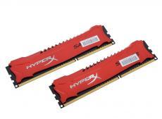 Оперативная память Kingston HyperX Savage DDR3 8Gb (pc-19200) 2400MHz CL11 Kit of 2 [Retail] (HX324C11SRK2/8)