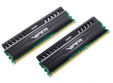 Память 16Gb (2x8Gb) PC3-12800 1600MHz DDR3 DIMM Patriot Viper3 PV316G160C0K