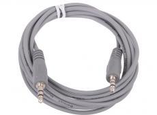 кабель 3.5m/3.5m 1.8м belsis bw1444 multimedia nano, audio 3.5мм jack/jack (папа)