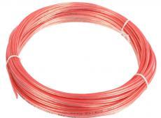 Акустический кабель Cablexpert CC-TC2x0,75-10M, прозрачный, 10 м, бухта