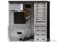 Корпус 3Cott 4016 450Вт ATX, USB Audio черный.