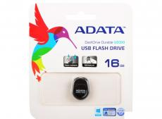 USB флешка A-Data UD310 16GB Black (AUD310-16G-RBK) USB 2.0 / 15 Мб/сек / 5 Мб/сек