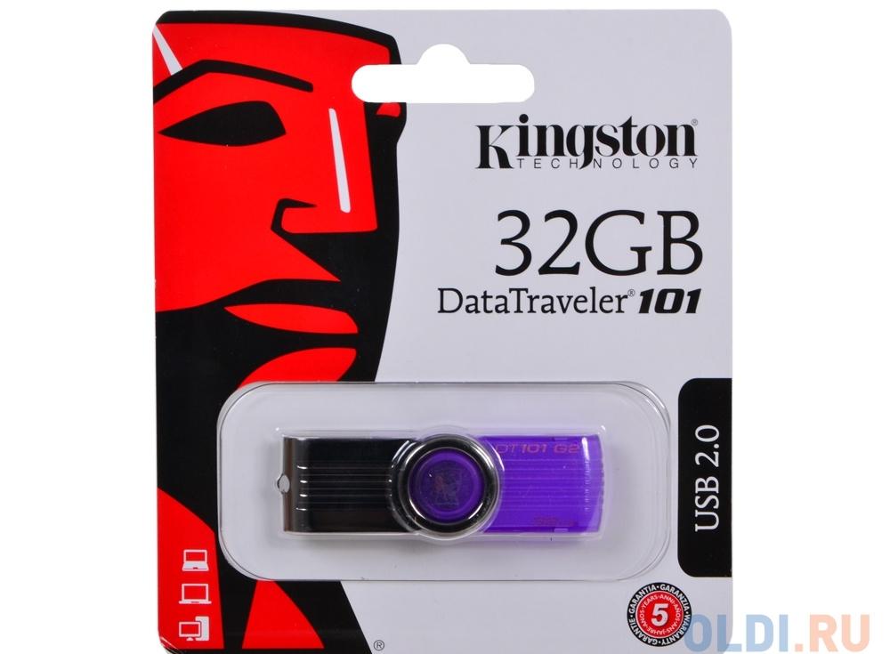 USB флешка Kingston DT101G2 32GB (DT101G2/32GB)