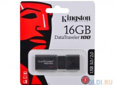 USB флешка Kingston DT100G3 16GB (DT100G3/16GB)