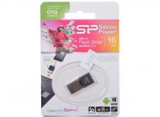 USB флешка Silicon Power Mobile X20 16GB (SP016GBUF2X20V1K)