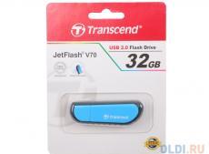 USB флешка Transcend V70 32GB (TS32GJFV70)