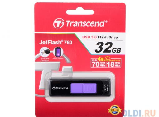 USB флешка Transcend 760 32GB (TS32GJF760)