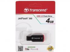USB флешка Transcend 360  4GB (TS4GJF360)